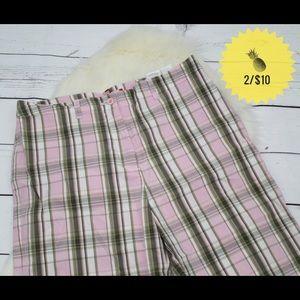 🍍2/$10 Anne Klein shorts